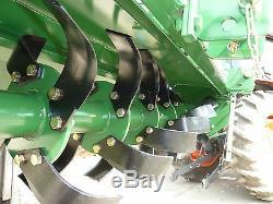 Tracteur Rotovator Fraise Pour Rotavator 1.8m 6ft £ 1399.00 Ttc & Del