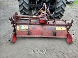 Tracteurs Krone 1,75m 3pl Monté Rotavator, Cultivateur, Howard, Kuhn, Dowdeswell