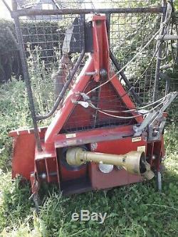 Treuil Tracteur Forestier