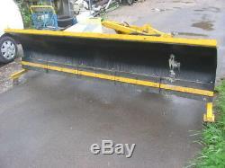 V Chasse-neige Conseil Direct Très Rare Minitransporteurs Environ 8 Pi Heavy Duty