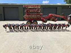 Vaderstad Transporteur 650 Jumeaux Axledouble Disques, Cultivateur Arrière, Machine Lourde, Rouleaux