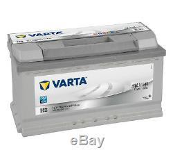 Varta Argent H3 Heavy Duty Batterie De Voiture 12v 100ah taille 017/019 (5 Ans De Garantie)