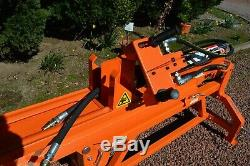 Venom 25ton Heavy Duty Montage Sur Tracteur Fendeuse. £ 975 Plus Frais Ebay