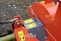 Venom Rx125 Tracteur Monté Hydraulique Pto Chipper Par Rock Machinery