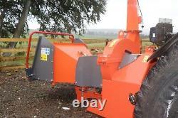 Venom Rx177 Montage Sur Tracteur Hydraulique Prise De Force Chipper Par Rock Machines