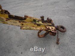 Vintage Heavy Duty / Mod, Remorque / Chariot À Quatre Roues