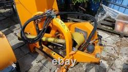 Votex Roadmaster Side Flail Mower Coupe Haie Coupe