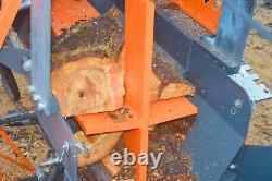 Vr20t Dominator Essence Processeur De Bois De Chauffage 20ton Log Slideter Stihl Tronçonneuse