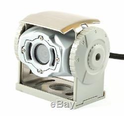 Waeco Cam60 Adr Farbkamera Hd Heavy-duty Rückfahrkamera
