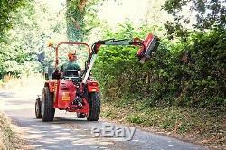 Wam100 Winton Cutter Hedge Fléau 1 M De Large Pour Tracteurs Compacts