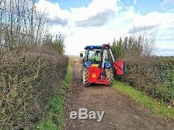 Wam100 Winton Fléau Hedge Cutter 100cm Large Pour Tracteurs Compacts