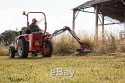 Wam80 Winton Fléau Hedge Cutter 80cm Large Pour Tracteurs Compacts