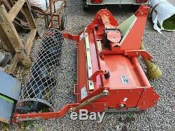 Winton Pierre Burier De Large Wsb125 Pour Tracteurs Compacts