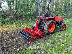 Wph130 Winton Herse 1.3m Large Pour Tracteurs Compacts