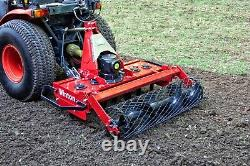 Wph130 Winton Power Harrow 1.3m De Large Pour Tracteurs Compacts