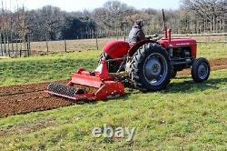 Wsb125 Winton Heavy Duty Pierre Burier 1,25m Large Pour Tracteurs Compacts