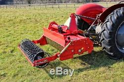Wsb125 Winton Heavy Duty Stone Burier 1,25 M De Large Pour Tracteurs Compacts