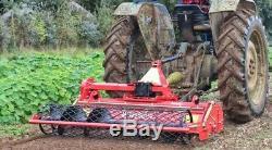 Wsb145 Winton Heavy Duty Pierre Burier 1.45m Large Pour Tracteurs Compacts