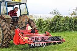 Wsb145 Winton Heavy Duty Stone Burier 1,45 M De Large Pour Les Tracteurs Compacts