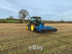 Zagroda 3m Heavy Duty Monté Pulvériseurs Cultivateur £ 5250 + Tva