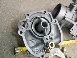 Zenith Carburetor Bendix Updraft 5a061 / 13387 1-7 / 8 Trou D'admission / 3-5 / 16 Fixation